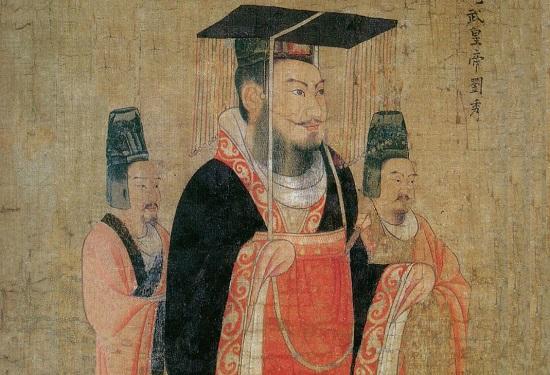 китайский правитель