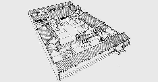 как устроен домик