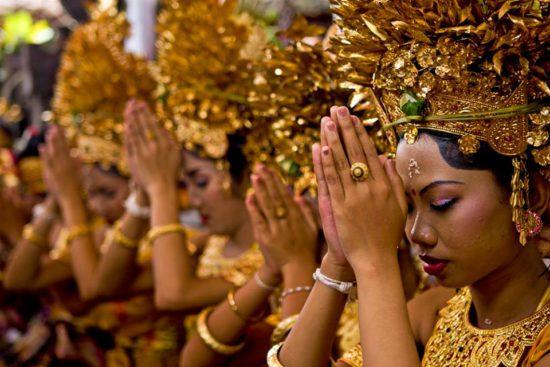 молитва в индуизме