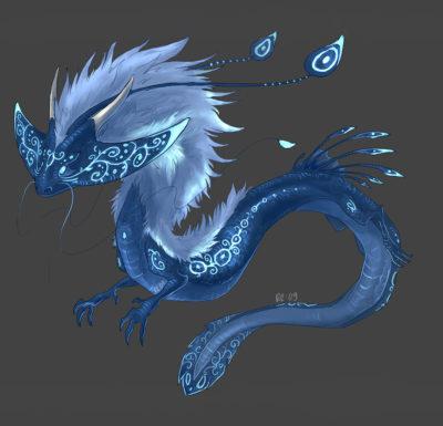 дракон дилун