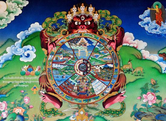 миры в буддизме