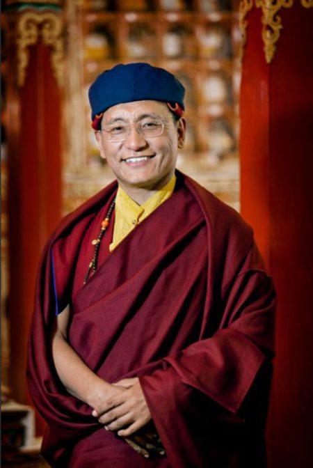 Лама из Бутана