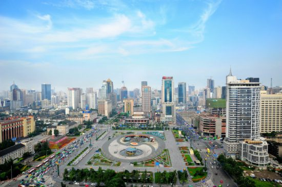 столица в Китае