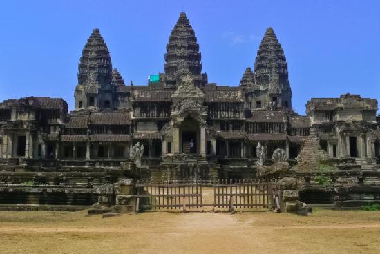 древний храм Камбожди