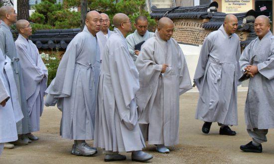Монахи дзен