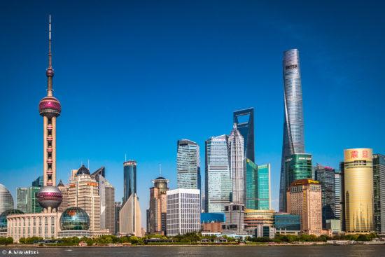 деловой центр, Китай