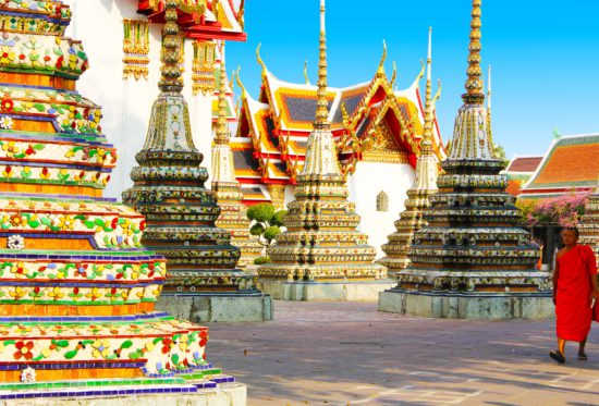 святилище буддийское