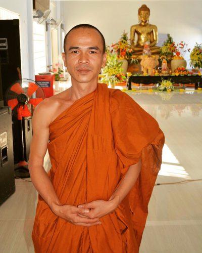 монах во Вьетнаме