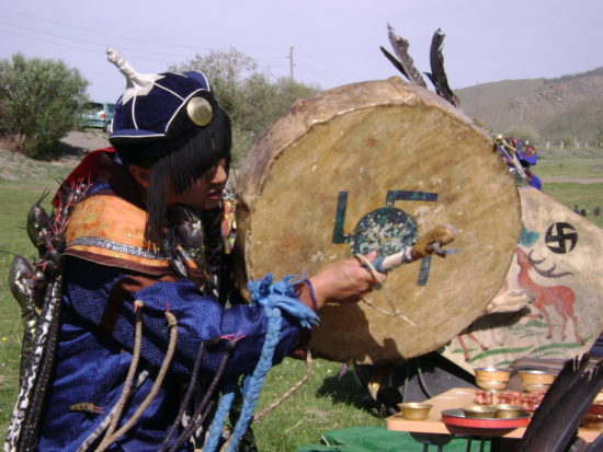 ритуал шаманский