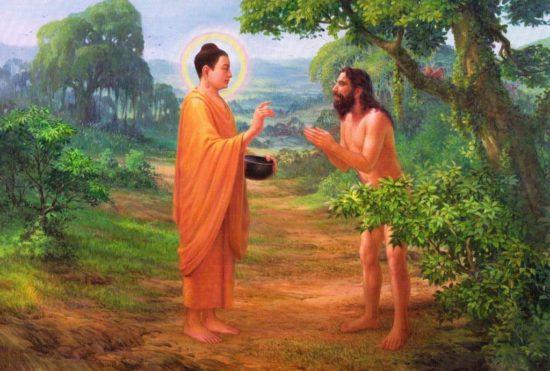 будда в странствии