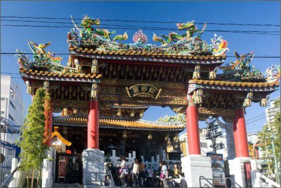 китайский монастырь