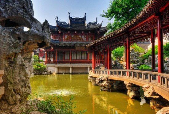 мост в храм