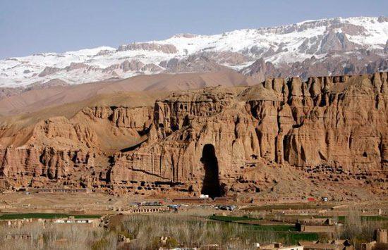 Бамианская долина