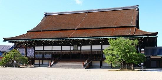 в Киото