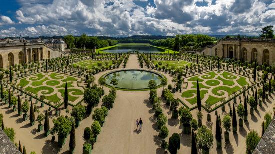 Парк в Версале