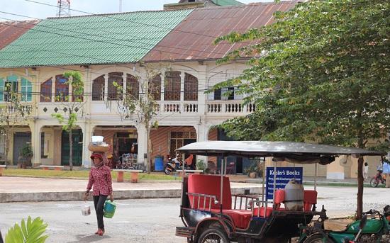 в Камбодже