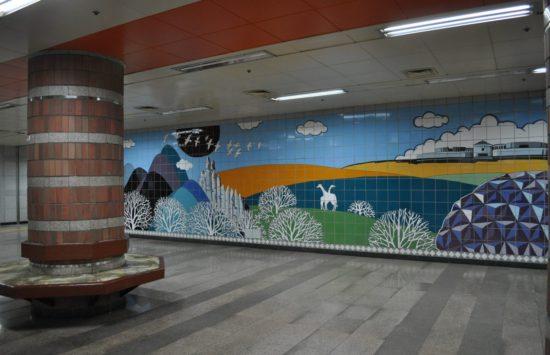 метро Гранд Парк