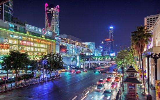 столица Тайланда