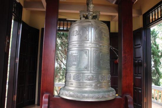 Колокола на территории монастыря