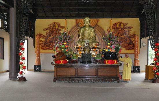 Будда в Чук Лам