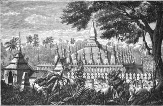 Картина Луи Делапорта