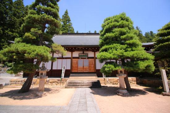 храм Унрю-дзи