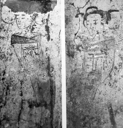 рисунки в Древнем Китае