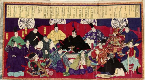 Династия Токугава
