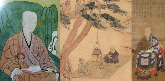 Истории буддизма в живописи