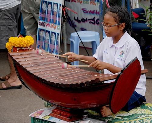 тайский ксилофон