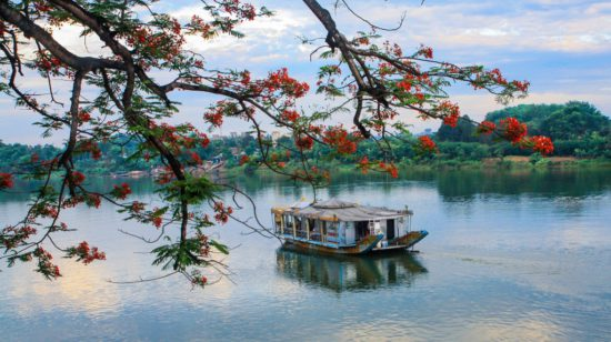 Река в Хюэ