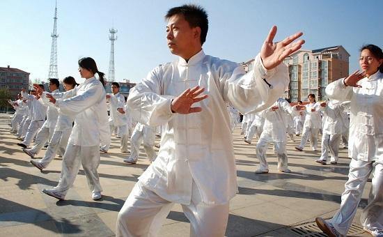 китайская гимнастика