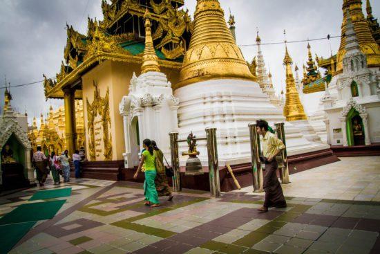 буддийская достопримечательность