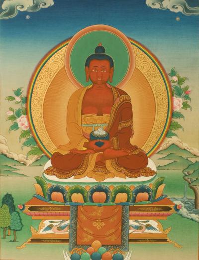 картина буддийская