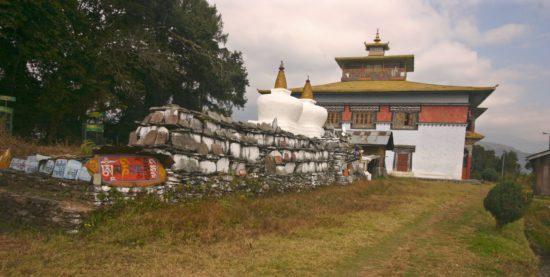 монастырь индийский