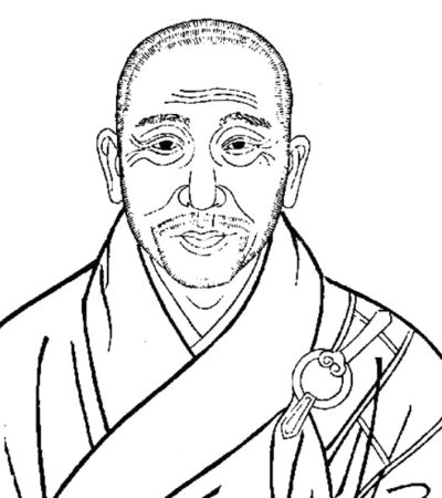 китайский монах