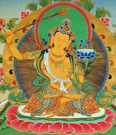 бодхисаттва Манджушри