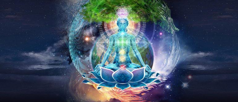 медитация в лотосе