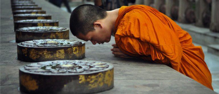 ритуал в тхераваде