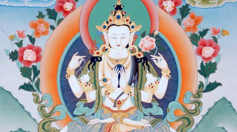 изображение святого в буддизме