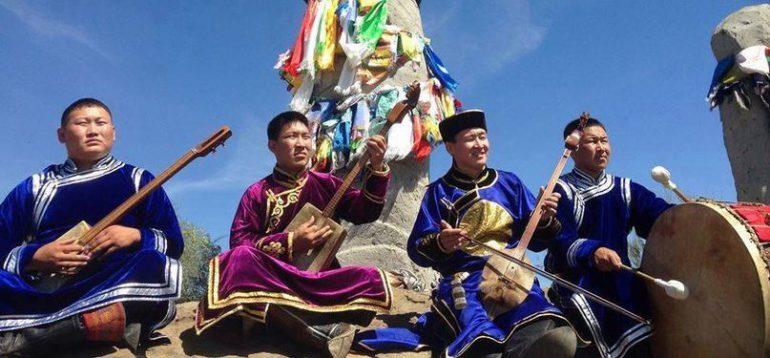 традиционный ансамбль