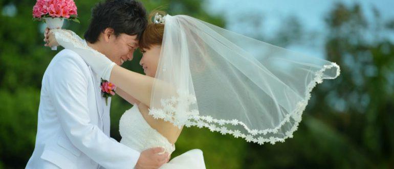 церемония свадьбы