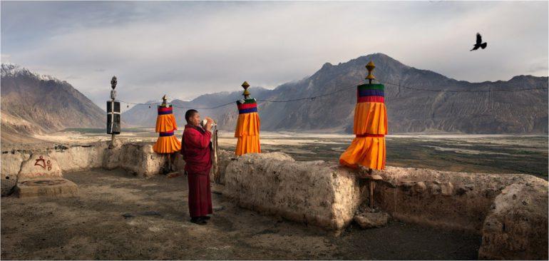 Тибетский послушник