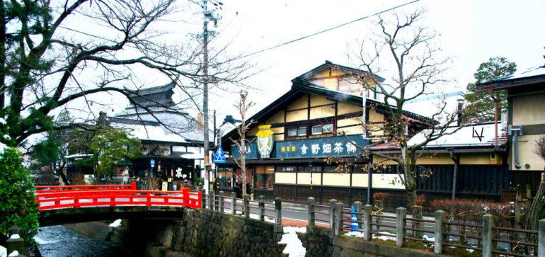 храмы в Японии