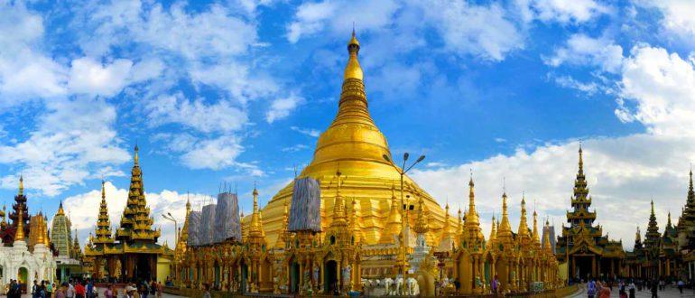 Буддизм в Мьянме