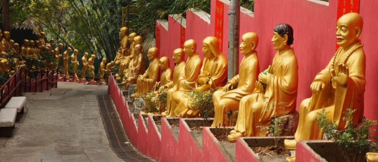 азиатский храм